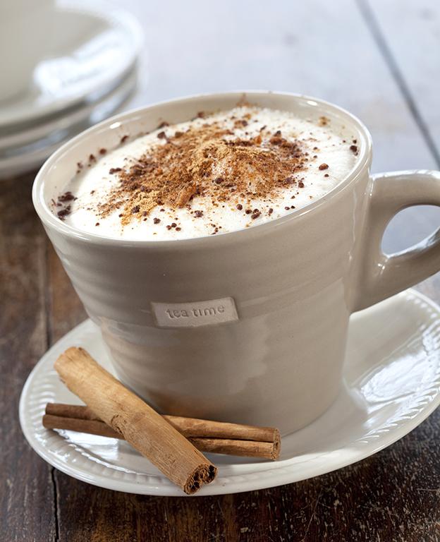 madfotografering - kaffe latte
